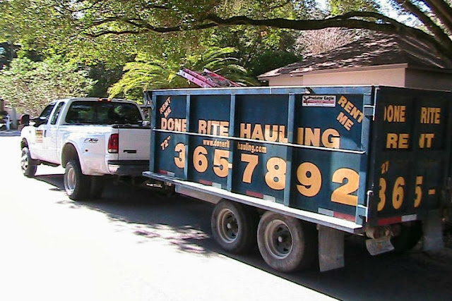 junk away hauling