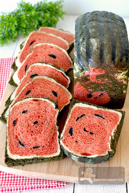 superfood watermelon sandwich bread