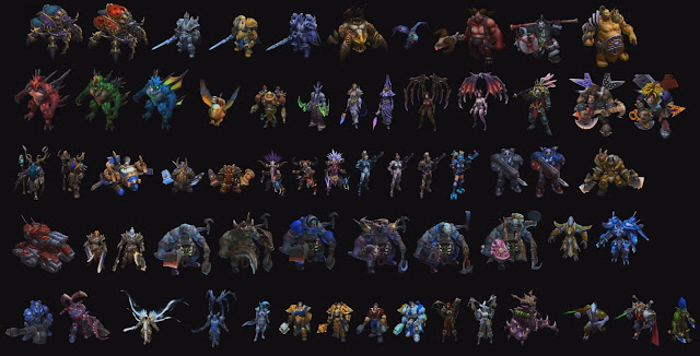 Download Heroes Of The Storm game in Progress Bug