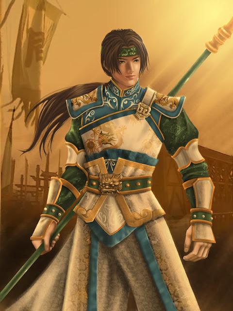 Cerita Sejarah Seorang Zhao Yun ( Zilong)