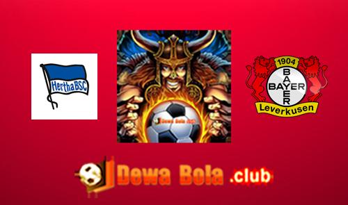 Prediksi Hertha Berlin VS Bayer Leverkusen 20 Mei 2017