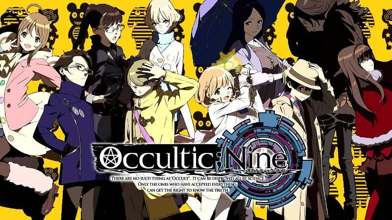 occultic nine subtitle indonesia