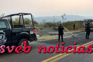 Hallan un cuerpo encobijado en Chilpancingo Guerrero este Sabado