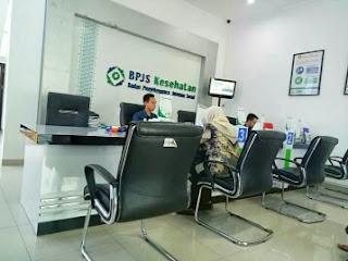 Kantor cabang BPJS Kesehatan kota Bengkulu