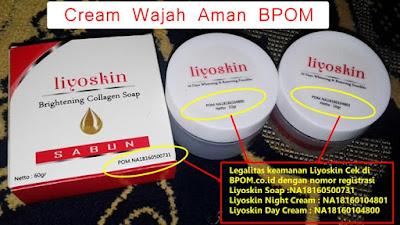 Cream Flek Hitam BerBPOM Ampuh