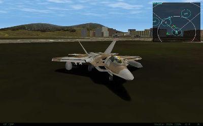 F-22 Lightning 3 (Demo) - Jeu Simulateur de Vol de Combat sur PC