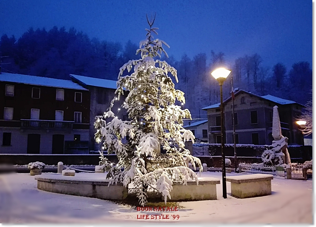Significato Di Buon Natale.Buon Natale Feliz Navidad Merry Christmas Joyeux Noel