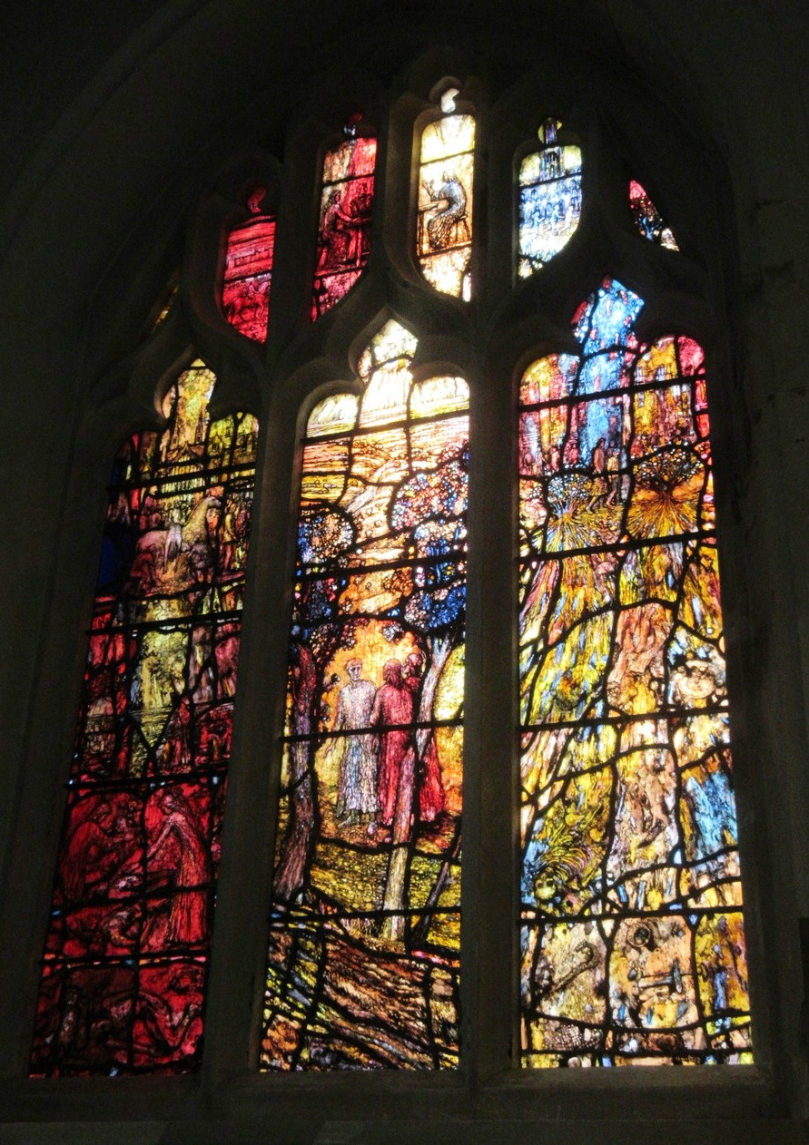 Liberal England: Thomas Denny's stained glass windows for
