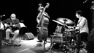 Philip Catherine Trio en el Centro Cultural la Villa en Madrid - España / stereojazz