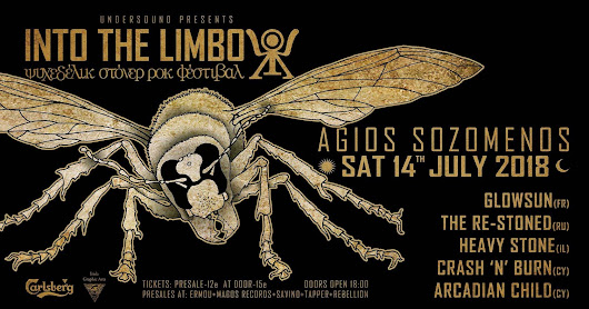 INTO THE LIMBO 2018 - Psychedelic Stoner Rock Festival (14/Jul/2018)