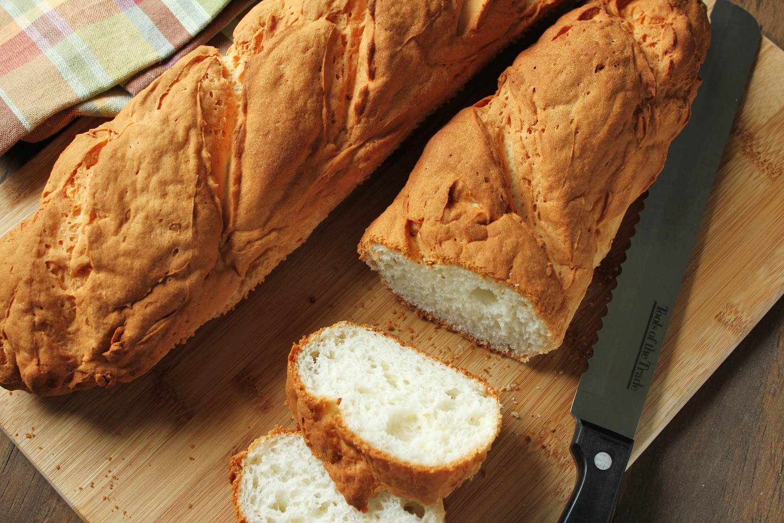Delicious as it Looks: Awesome Gluten-Free French Bread