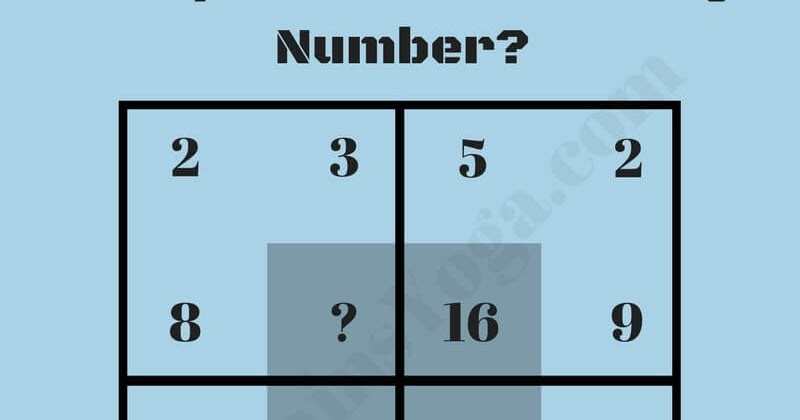 Picture Maths Brain Teaser for Kids with Answer - Brain\'s Yoga