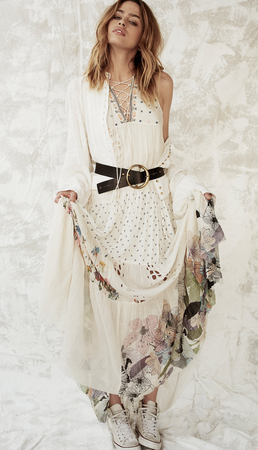 Free People Hera Maxi Dress