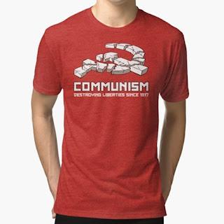 Communism, Destroying Liberties since 1917