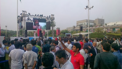 Apple iPhone launch in New Delhi