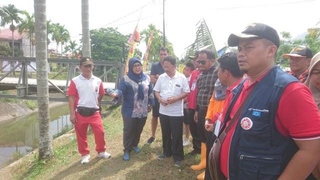 Ketua DPRD Padang Ajak Masyarakat Jaga Kebersihan Sungai