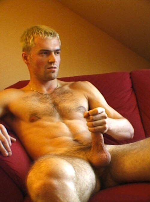 Blond Hairy Guys 55