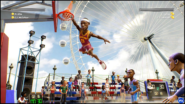 NBA Playgrounds PC Free Download Screenshot 1