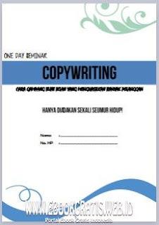 Ebook Modul Contekan Copywriting