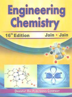 Download Engineering Chemistry by Jain & Jain eBook Pdf