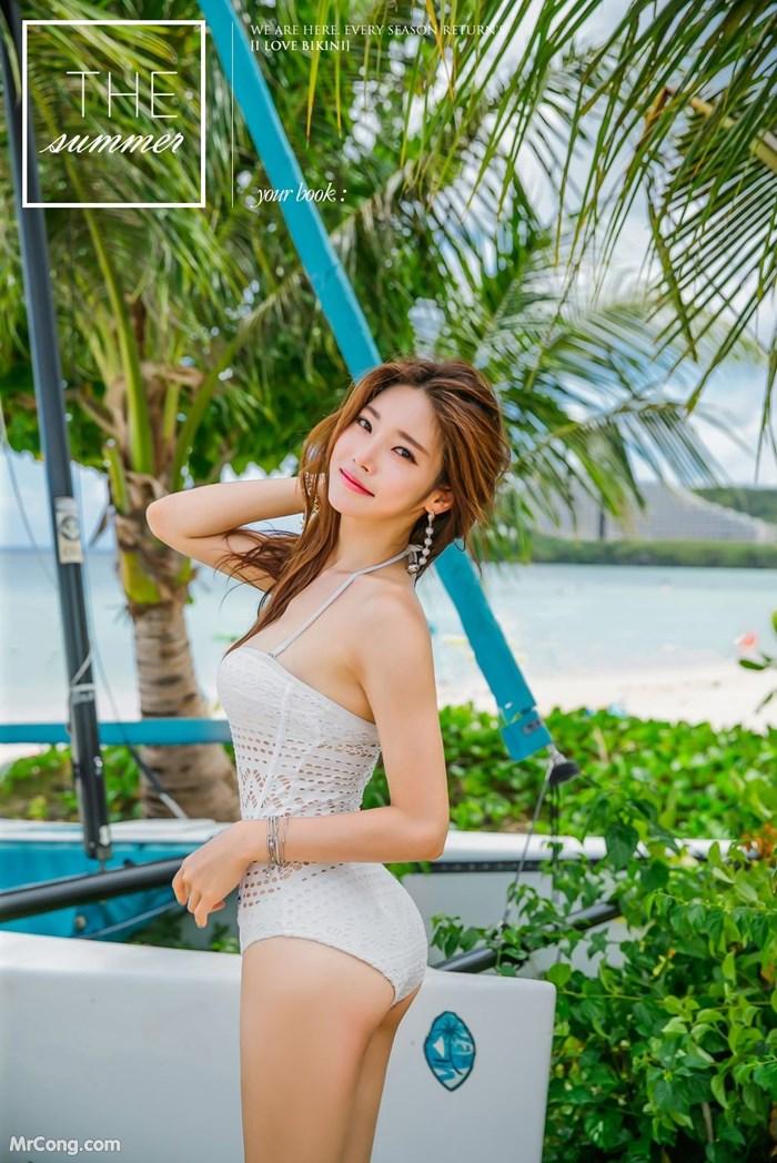 Image Korean-Model-Park-Jung-Yoon-MrCong.com-010 in post Người đẹp Park Jung Yoon trong bộ ảnh nội y, bikini tháng 10/2017 (146 ảnh)