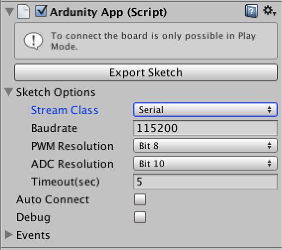 Ardunity project 아두니티 시리얼 통신