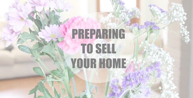 Preparing to sell your home blog post header image