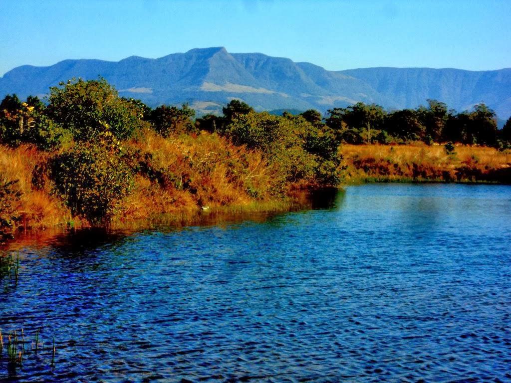 Lagoa de Banho, em Arroio do Sal