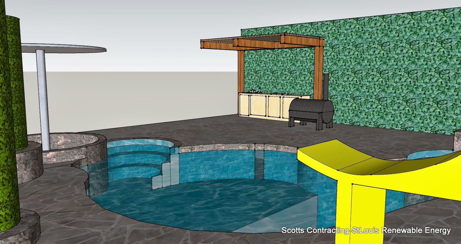 Eco friendly pool designs solar heating and bio filter interior - Eco Friendly Pool Designs Solar Heating And Bio Filter Interior 46