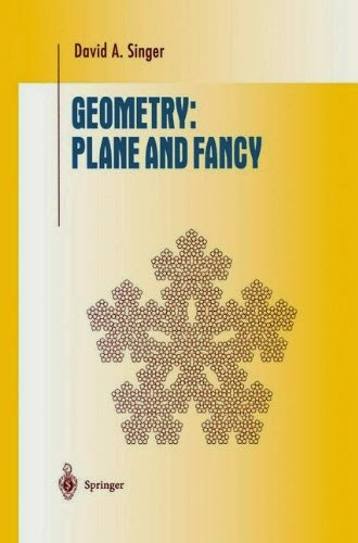 http://www.amazon.com/Geometry-Plane-Fancy-Undergraduate-Mathematics/dp/0387983066/