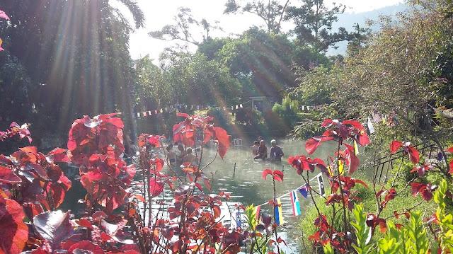Kolam Air Panas Sungai Serai