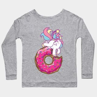 https://www.teepublic.com/long-sleeve-t-shirt/1349244-unicorn-and-donut