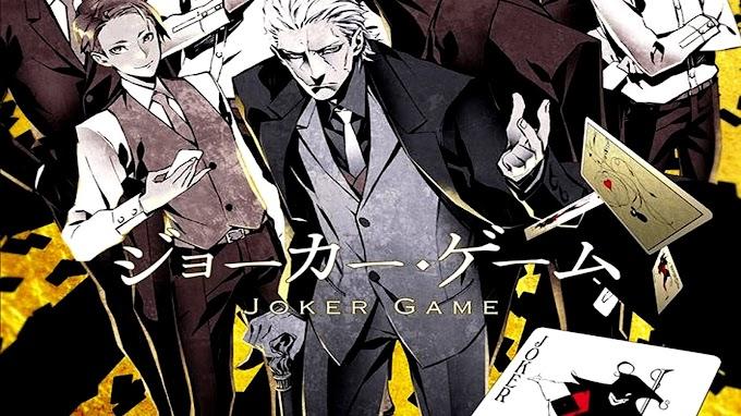 Joker Game [Batch-Subtitle Indonesia]