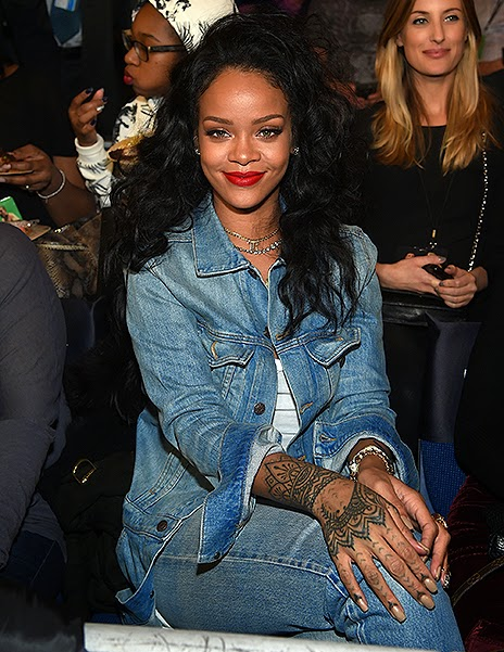 Rihanna on boxing in New York