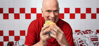 Jerry Murrell of Five Guys Burgers and Fries