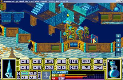 UFO 2: Terror from the Deep Game Screenshots 1995