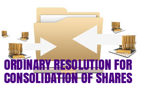 Ordinary-Resolution-Consolidation-Shares