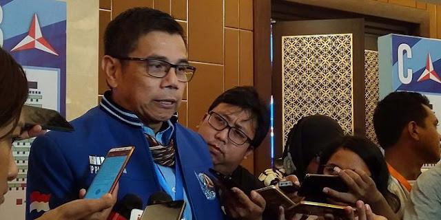 Soal Surat Suara Tercoblos, Demokrat Sebut Andi Arief Cegah Tsunami Politik