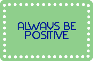 positive nature is important for personality development.