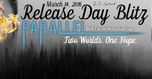 New Release ~ Parallel (Mortisalian Saga Book 1) by L.J. Stock