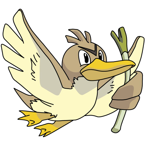 Pokémon Tipo Voador em Pokémon GO