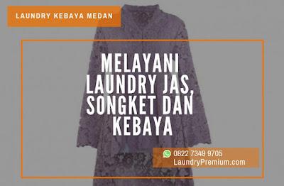 WANGI ! Jasa Laundry Kebaya Medan | WA 0822 7349 9705