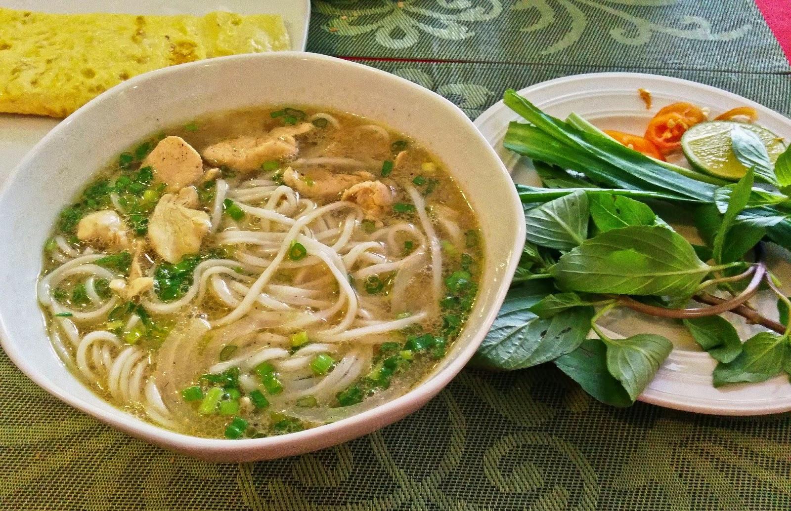 Pho Ga Vietnam