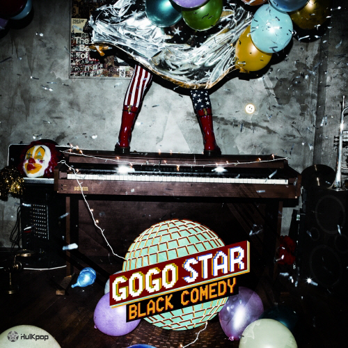 GOGOSTAR – Vol.2 Black Comedy