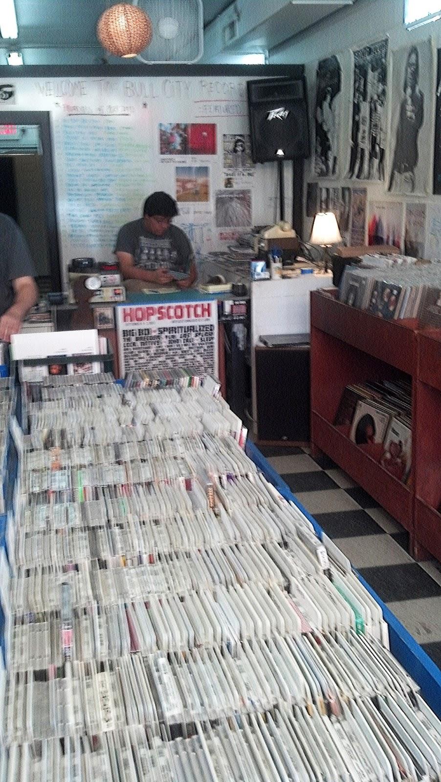 Bull City Records Durham North Carolina Record Shops