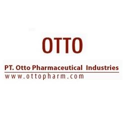 Logo PT OTTO Pharmaceutical Industries