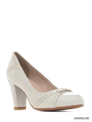 Zapatos Blancos para Mujeres