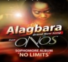 chord progression of alagbara by onos