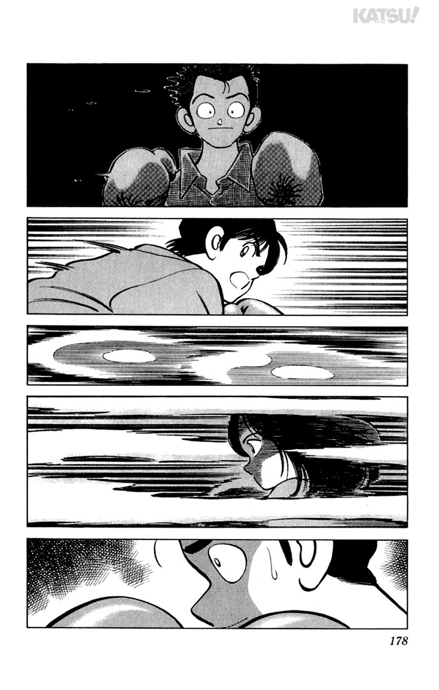 Katsu! chương 028: giai đoạn này trang 14