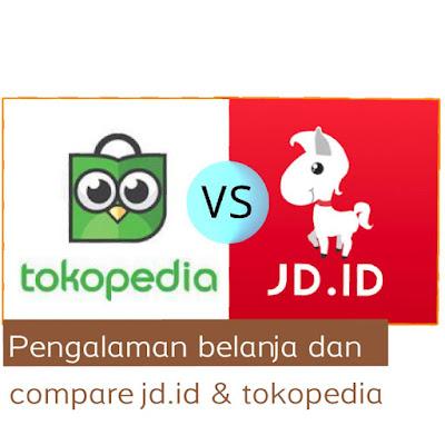 Pengalaman Belanja di jd.id